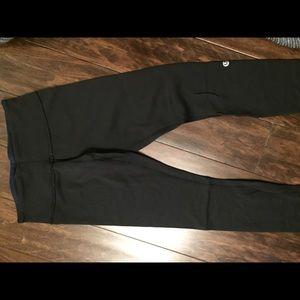 Reversible black and navy wonder under pants